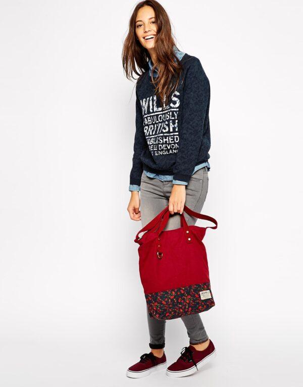 Slick Red bag
